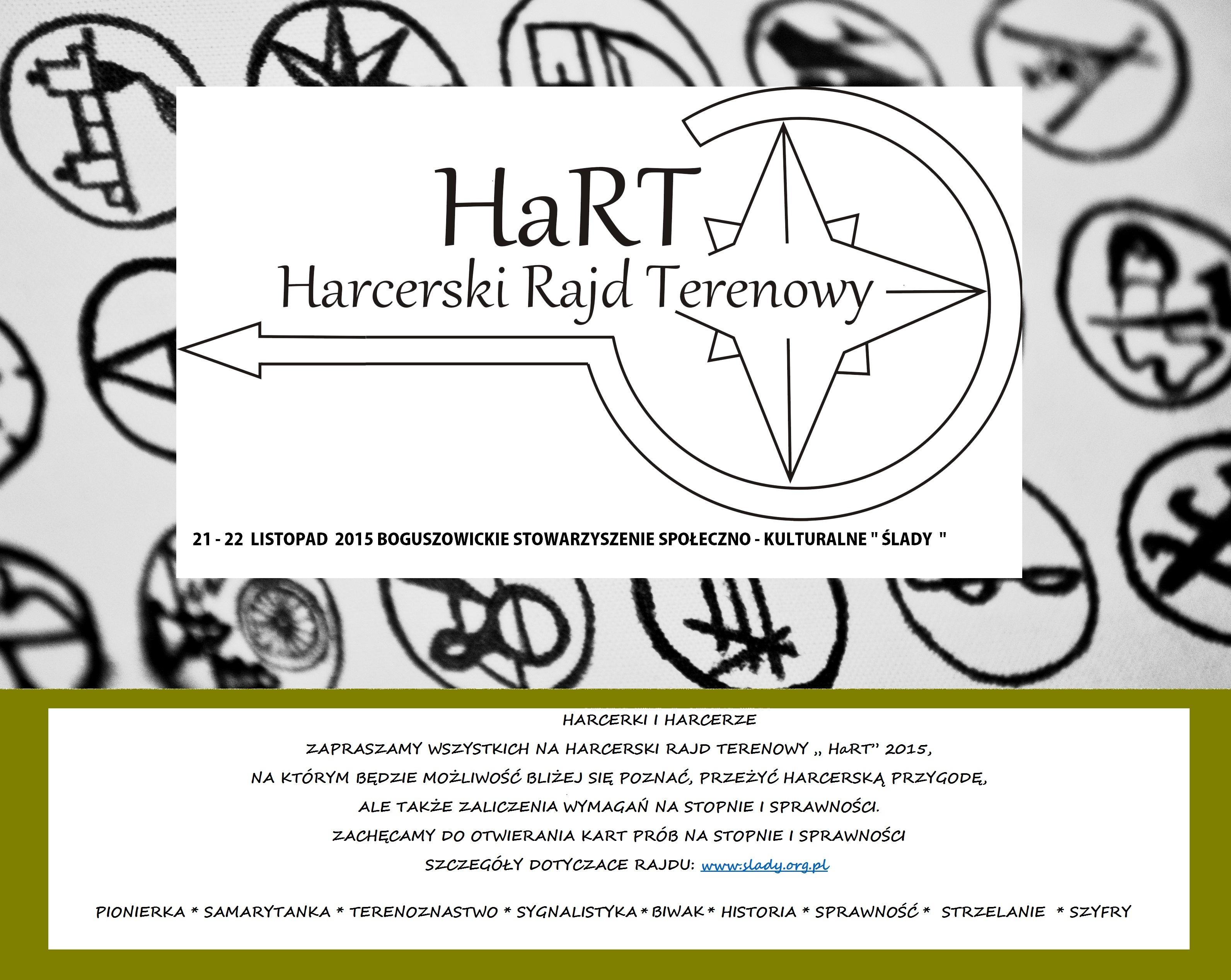 "Harcerski Rajd Terenowy ""HaRT"""