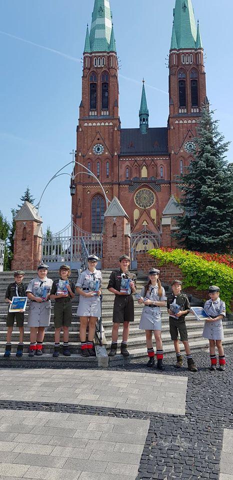 """Akcja IPN Katowice """"Przywróćmy pamięć śląskim bohaterom!"""""""
