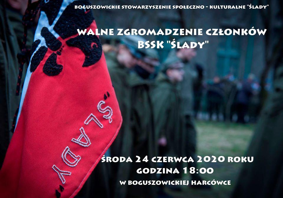 Walne Zgromadzenie Stowarzyszenia 24.06.2020