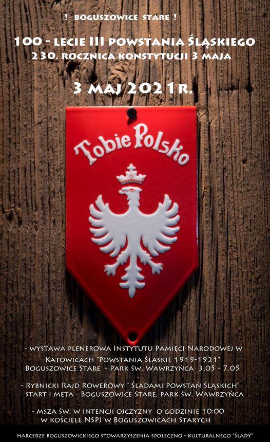 100 – lecie Powstań Śląskich