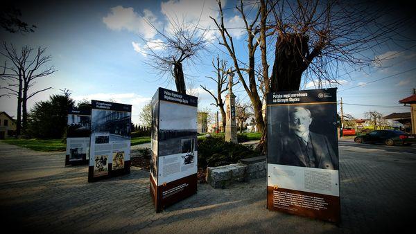 100- lecie powstań Śląskich – wystawa